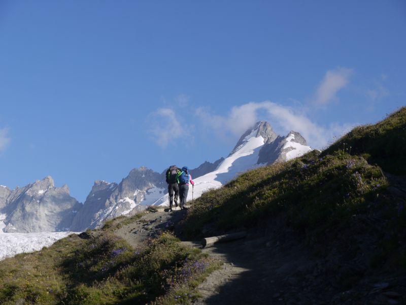 ¿Quieres hacer el Tour del Mont Blanc por libre?